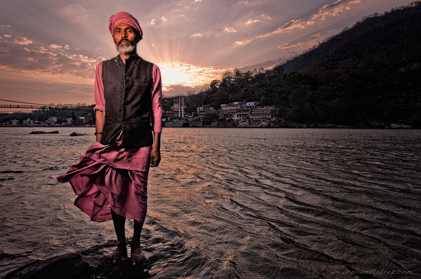 Photograph By the Ganges by tabrez ahmad on 500px