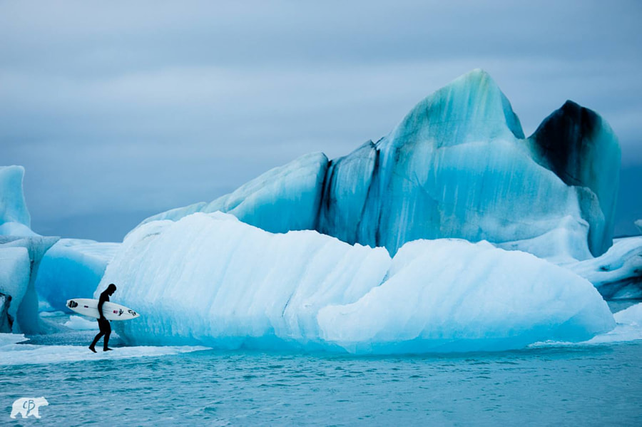 Photograph Ice Cold by Chris  Burkard on 500px