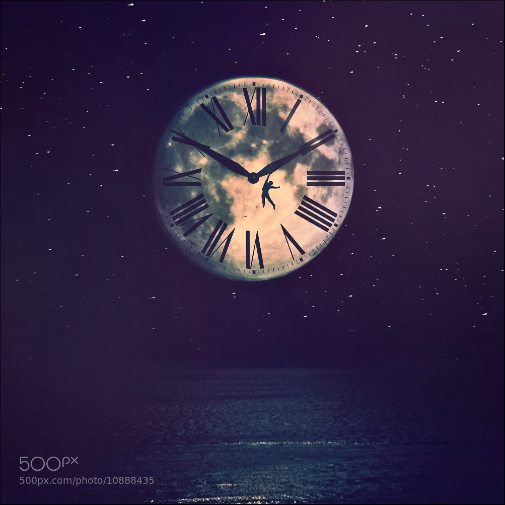 Photograph Moonclock by Felicia Simion on 500px
