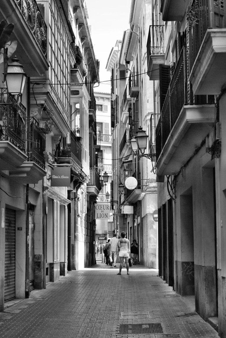 Photograph Gasse in Palma by Roland Haßler on 500px