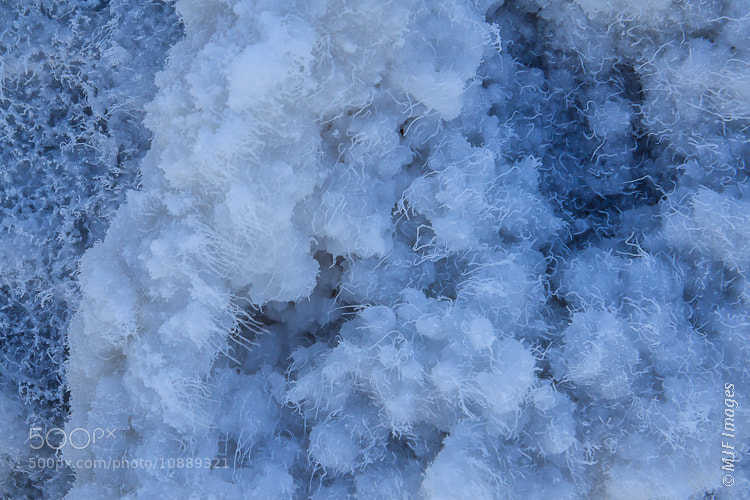 Photograph Salt close-up by Michael Flaherty on 500px