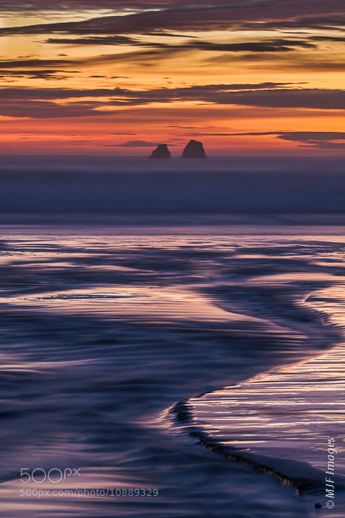 Photograph Twin Stacks by Michael Flaherty on 500px