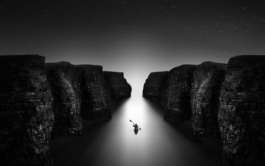 ~ Into The Void ~ by David O Sullivan on 500px.com
