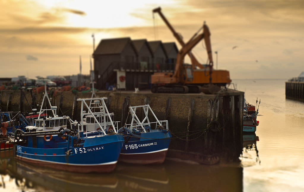 Photograph Toy Boats by Andrew Deer on 500px