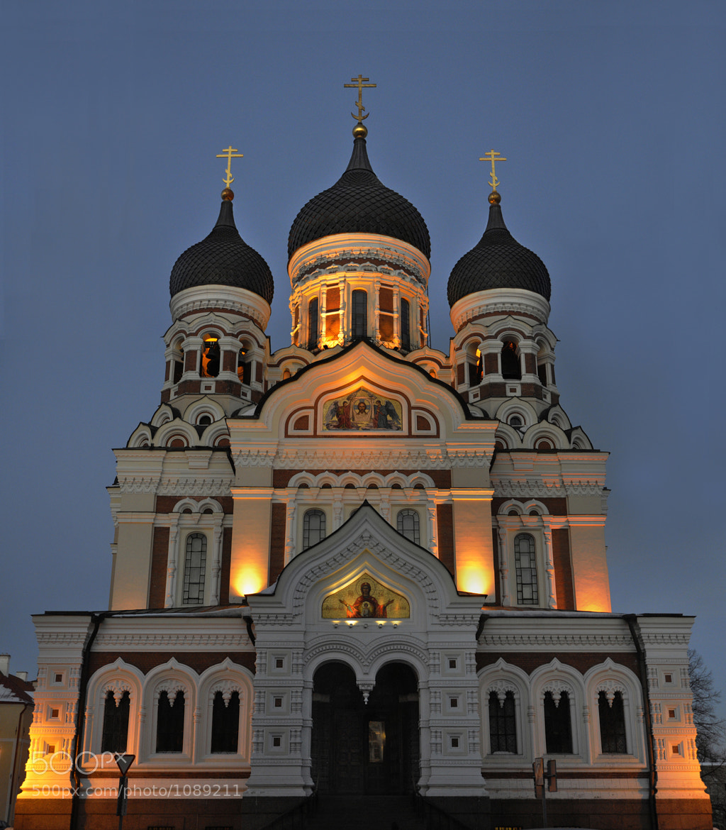 Photograph Alexander Nevsky church by Anna A. on 500px