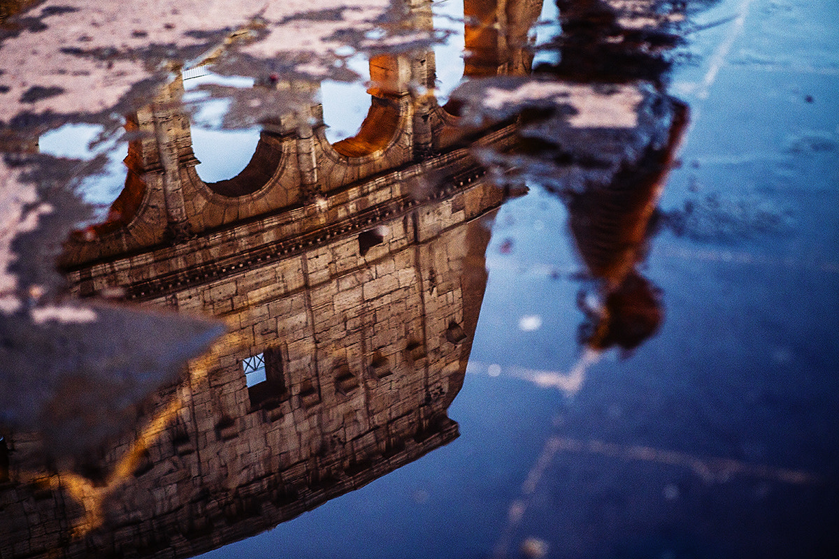 Photograph Roman Reflection vol. II by Alessandro Calza on 500px