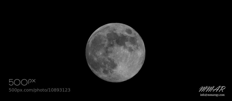 Photograph Ramadan Full Moon by Mohamed Moustafa ( ABDO ) on 500px