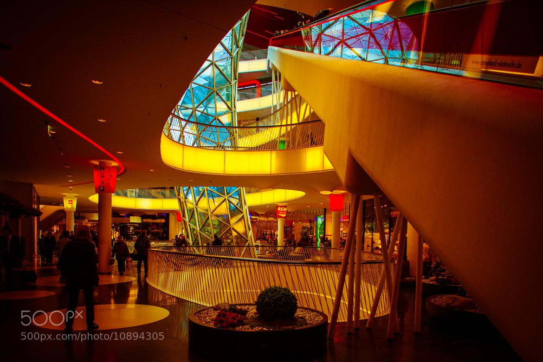 Photograph Escalator  by Florian Klum on 500px