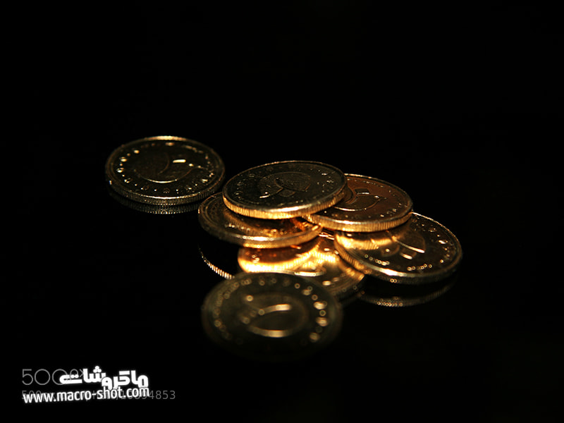 Photograph Coins by Parissa Allahyari on 500px