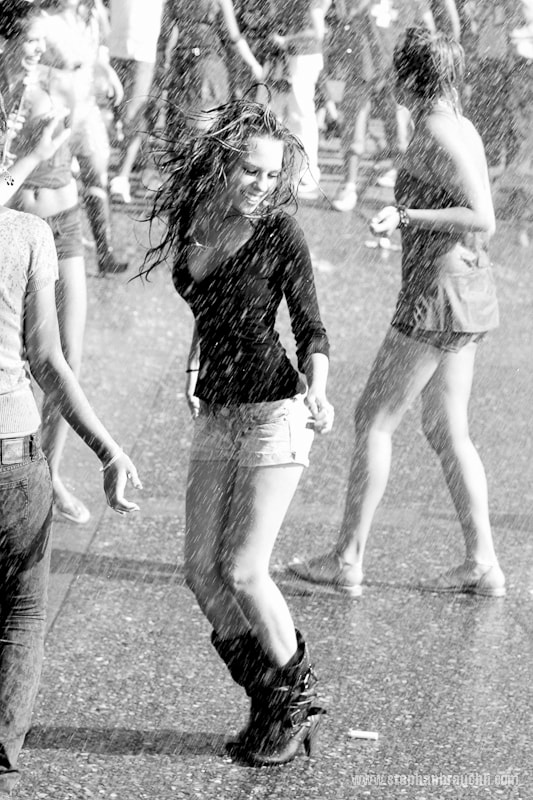 Photograph Rain Dancer - Streetparade by Stephan Brauchli on 500px
