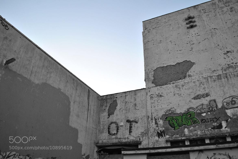 Photograph Technicolour decay by Richard Willson on 500px