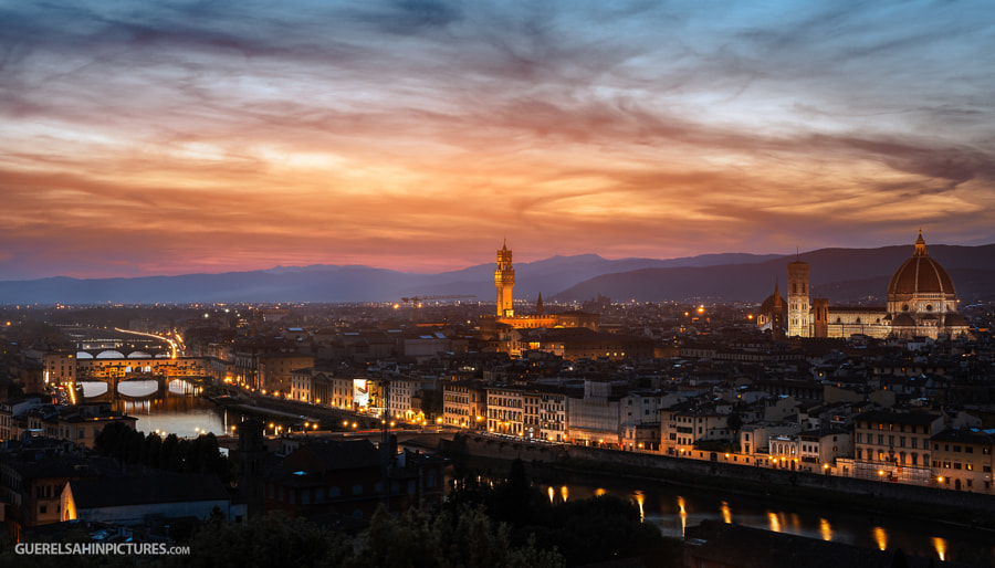 Beauty of Florence by guerel sahin on 500px.com