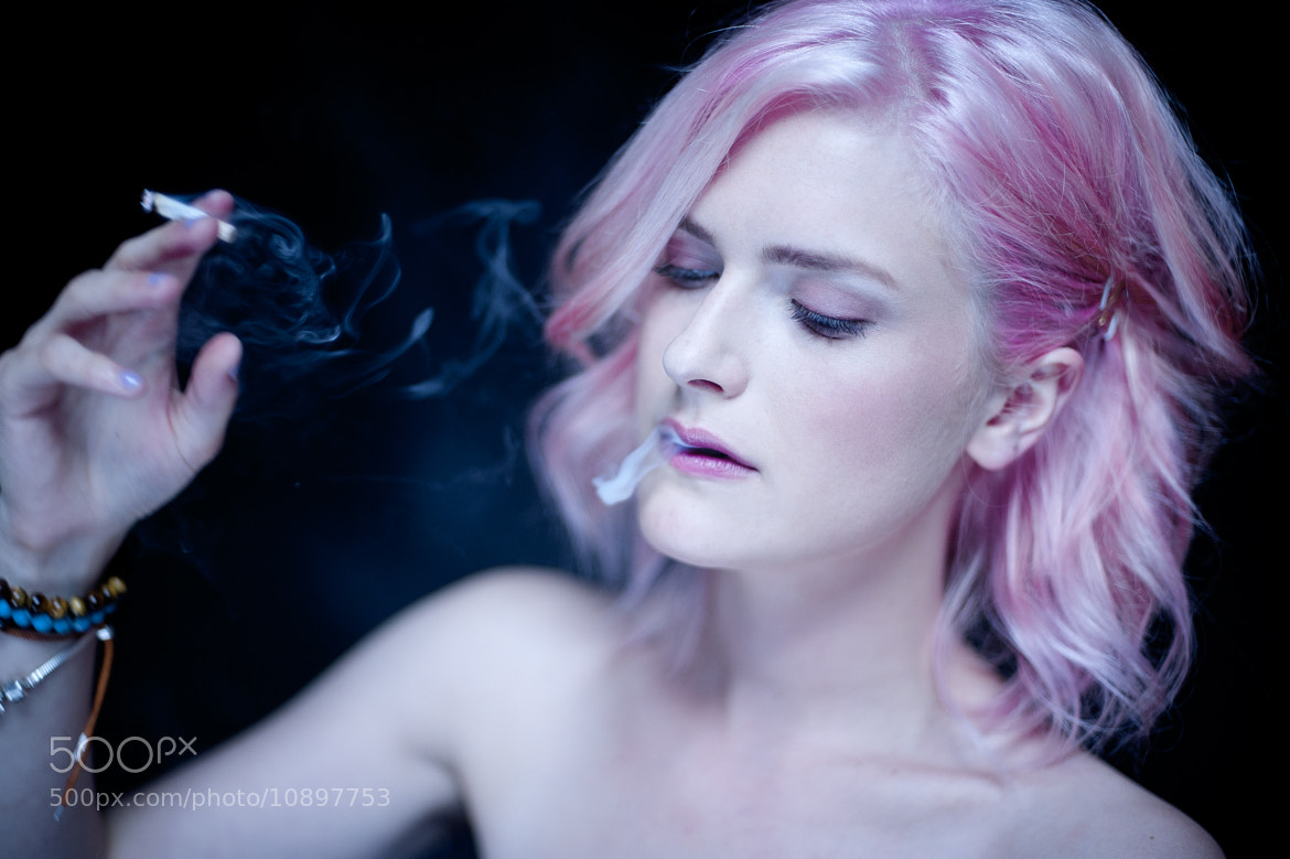Photograph Smoking by Alex Hutchinson on 500px