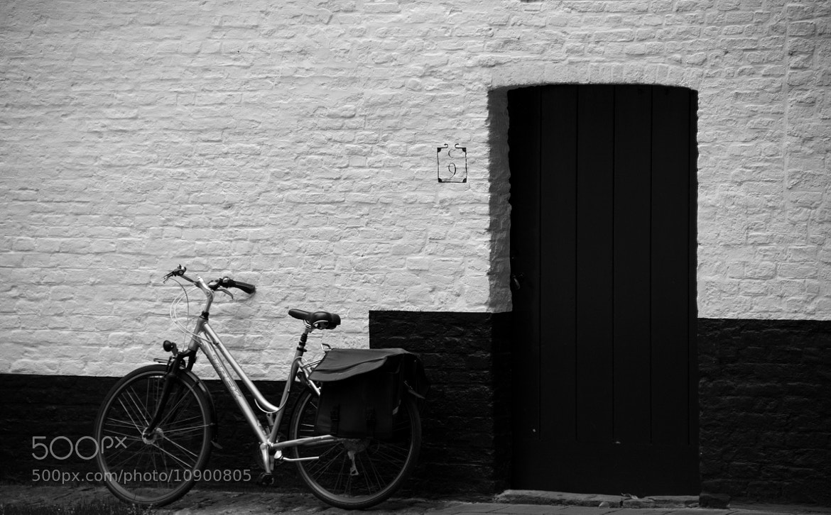 Photograph Brugge Bicycle by Heather Baker on 500px