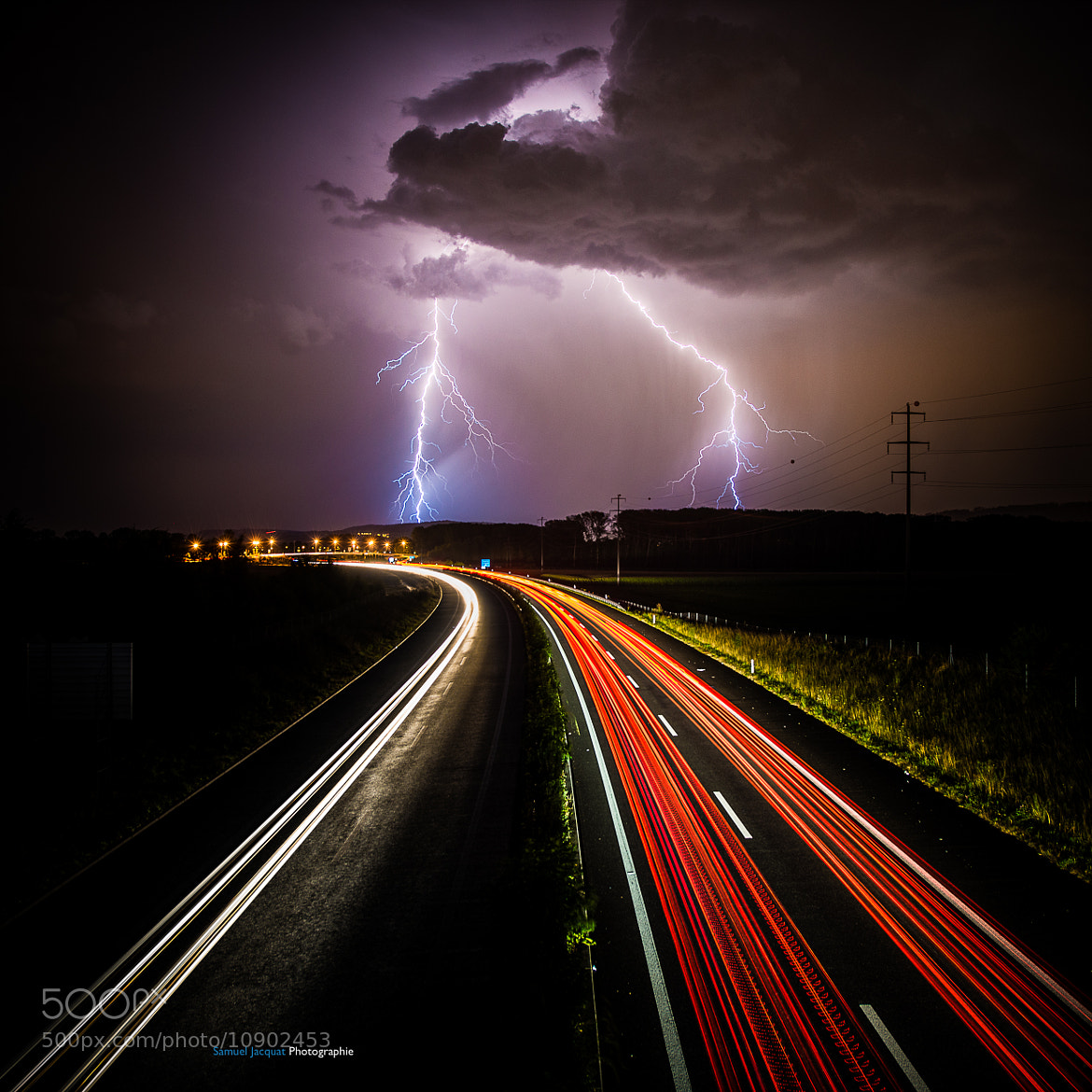 Photograph High Energy by Samuel Jacquat on 500px
