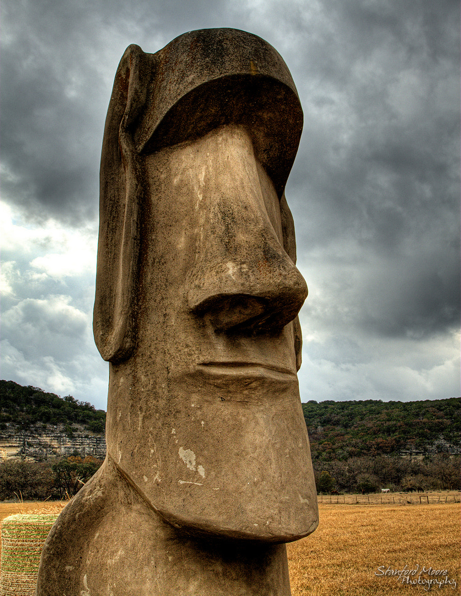 Photograph Big Head by Stanford  Moore on 500px