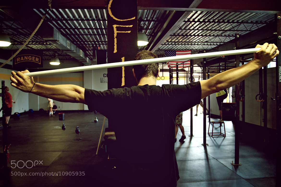 Photograph Crossfit Iron City by Carmine Sarazen on 500px
