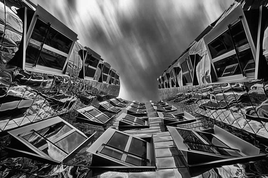 Gehry in Dusseldorf
