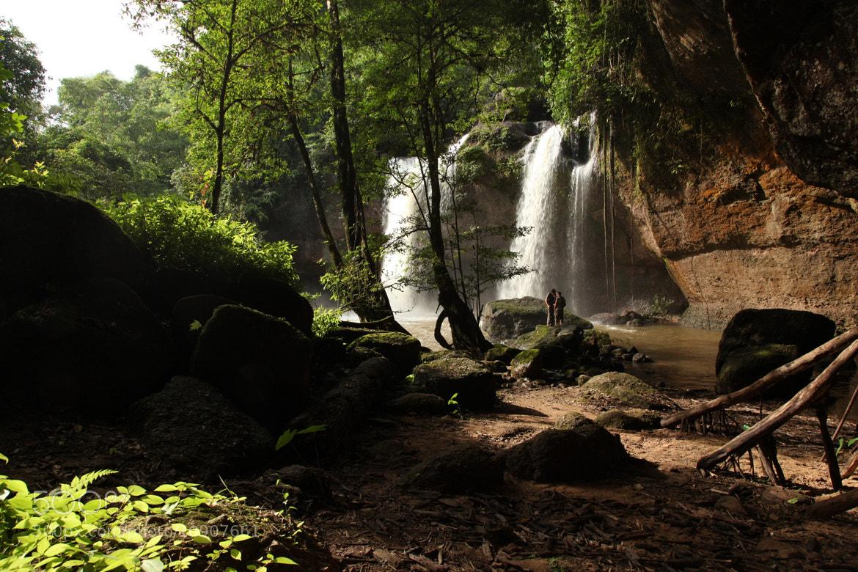 Photograph Hew Suwat Waterfall, Khaoyai National Park by Thongchai Rodyoi on 500px