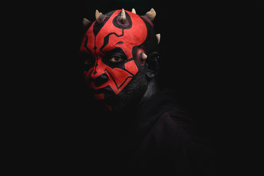 Photograph Darth Maul by Christopher Coffee on 500px