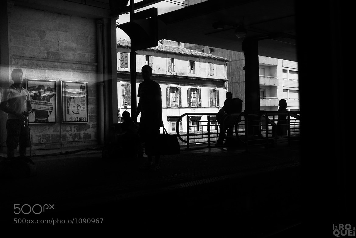 Photograph entering the station by Patrick La Roque on 500px