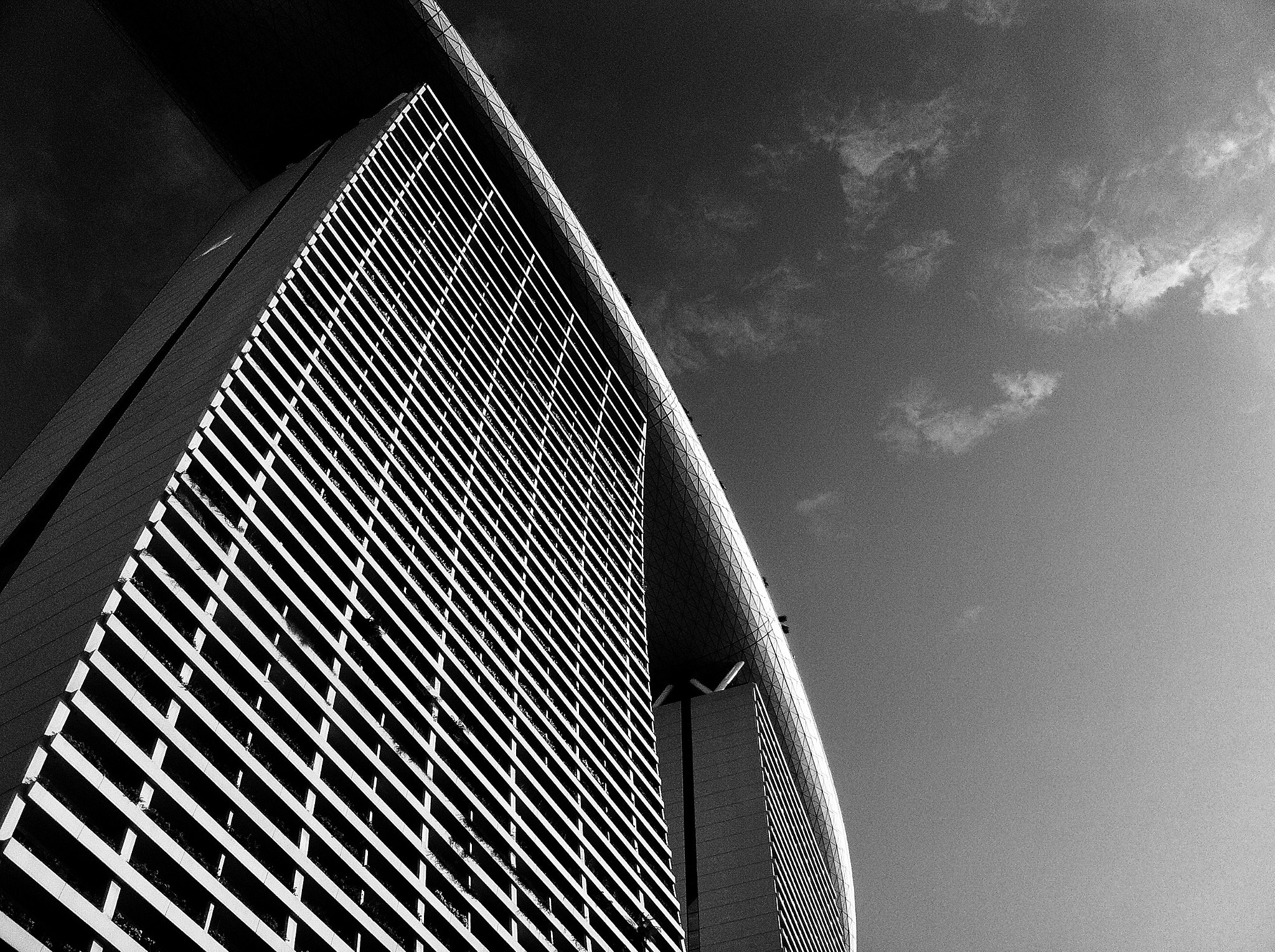 Photograph MBS B&W by Bruce Watt on 500px