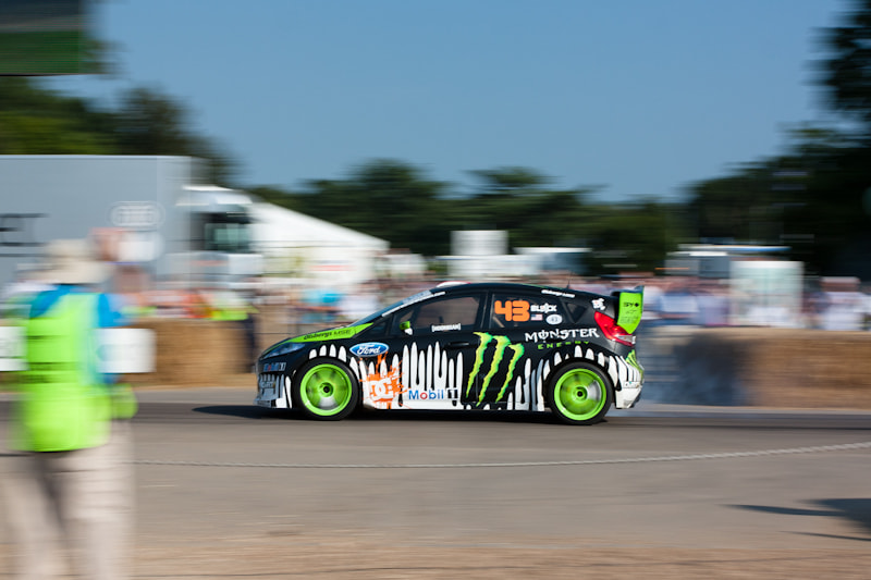 Photograph Ken Block by James Armstrong on 500px