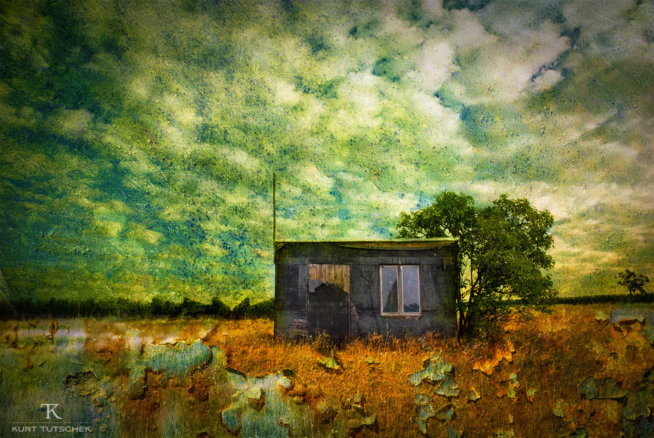 Photograph Old hut by kurt tutschek on 500px