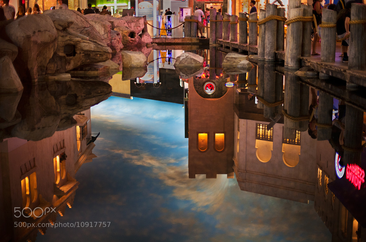 Photograph City Upside Down by J Bui on 500px