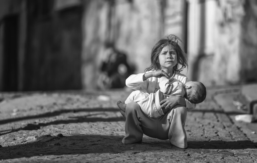 Syrian children by Metin Burak K?nac?lar on 500px.com