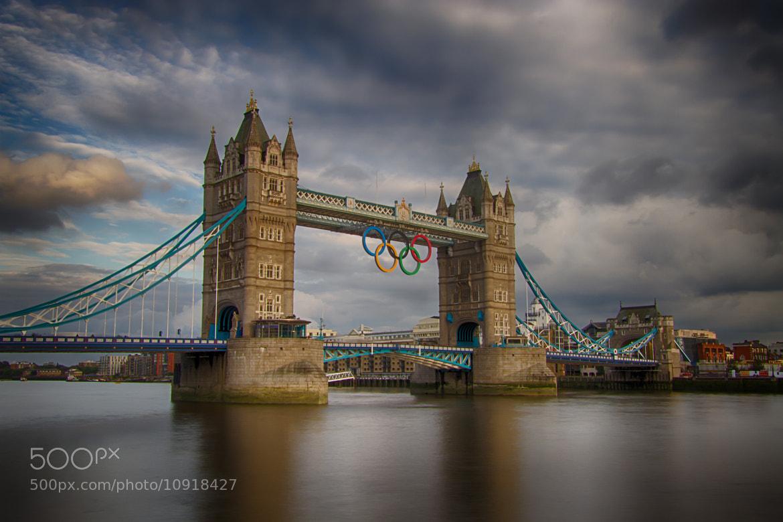 Photograph Tower bridge by Daniele Lembo on 500px
