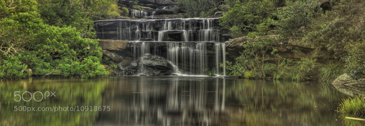 Photograph Wilderness falls by donald Goldney on 500px