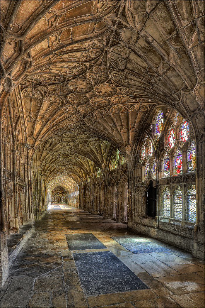 Photograph The Cloisters by Alan Coles on 500px