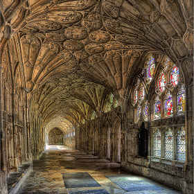 The Cloisters by Alan Coles (Alan_Coles)) on 500px.com