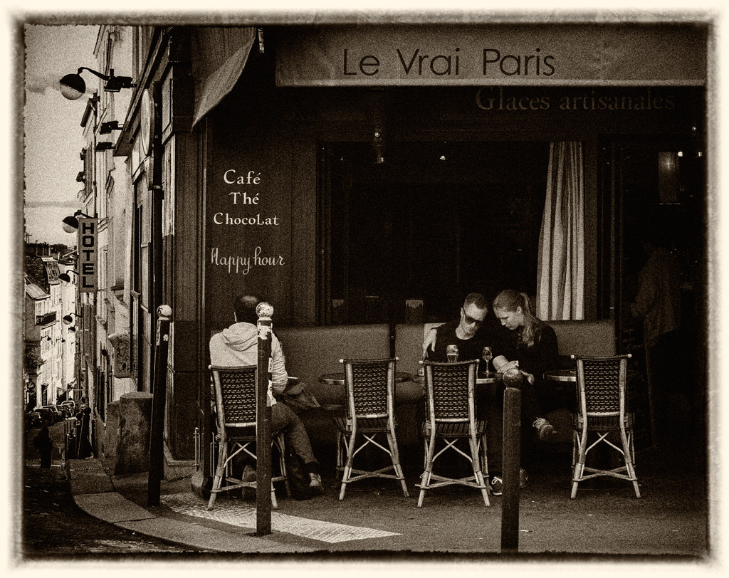Photograph le Vrai Paris by Beau Rivage on 500px