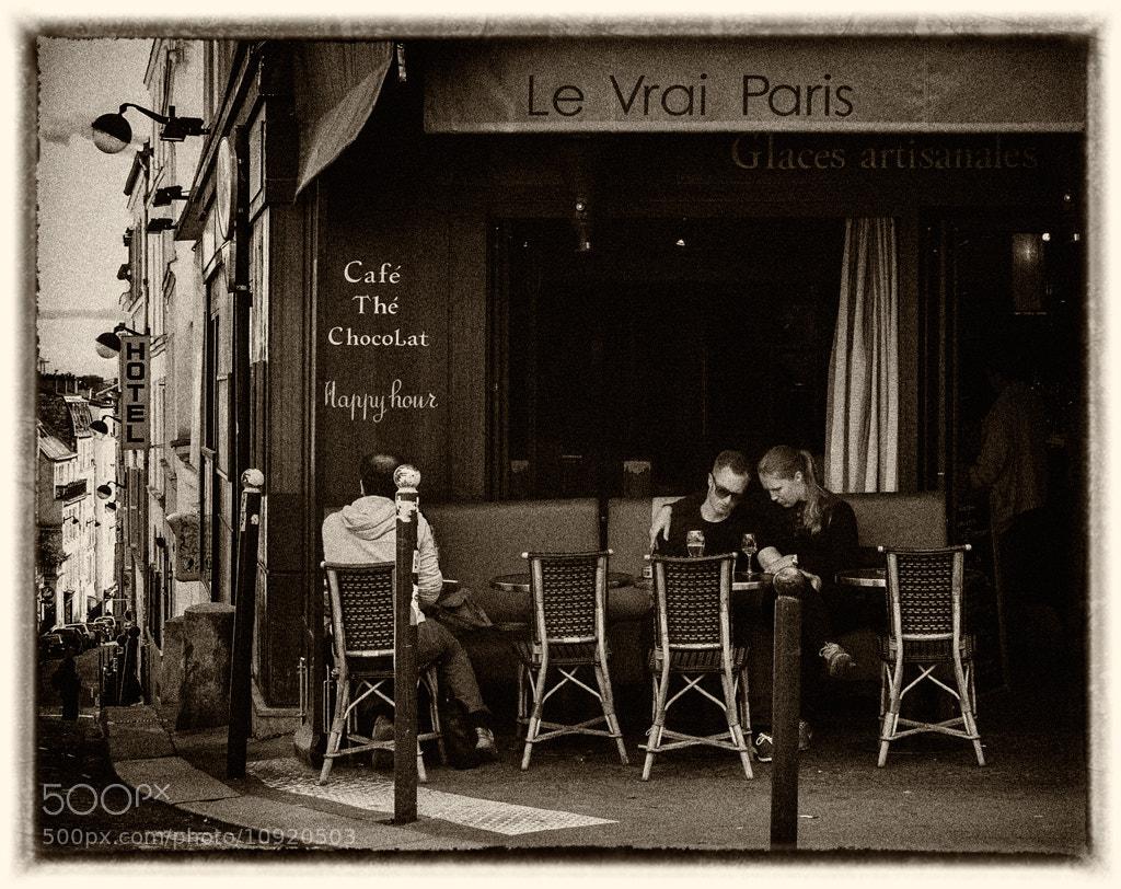 Photograph le Vrai Paris by Beau Rivage on 500px