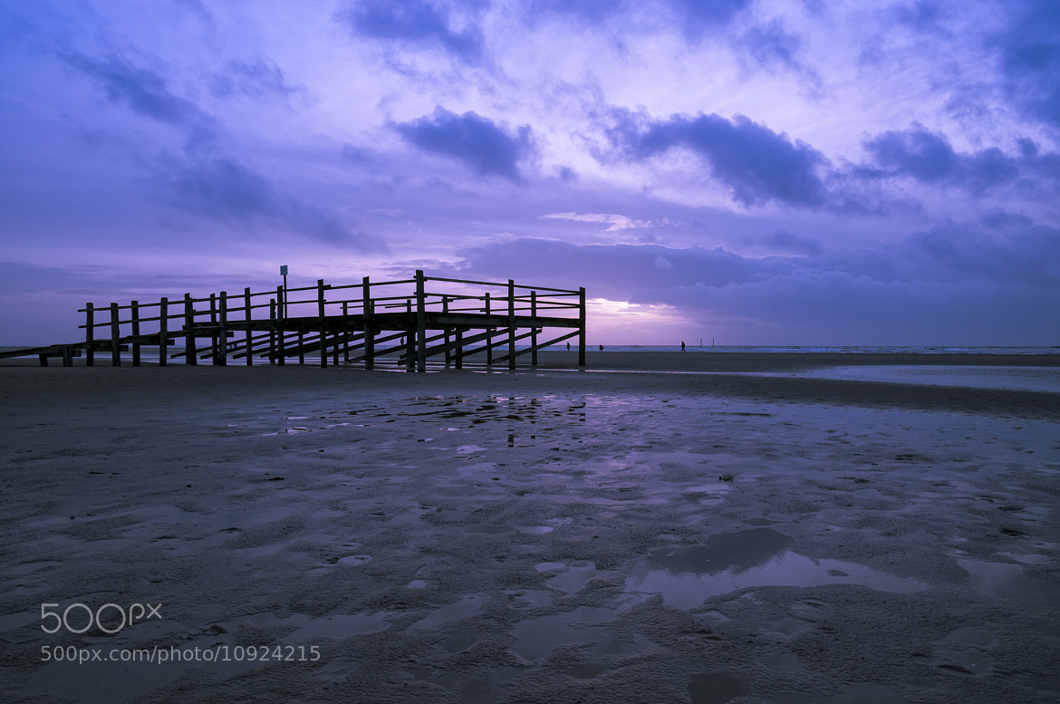 Photograph North Sea by Benjamin Z. on 500px