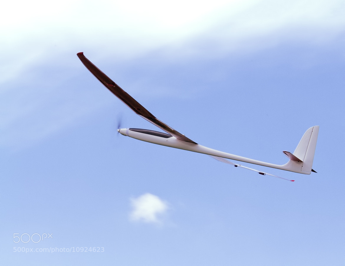 Photograph Blue Explorer Sports Glider by Sylvia Fresson on 500px