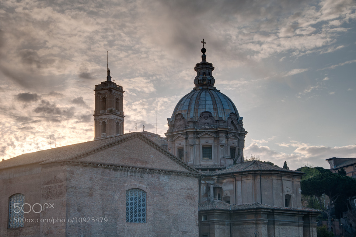 Photograph Sunset in Rome by Jake Chia on 500px