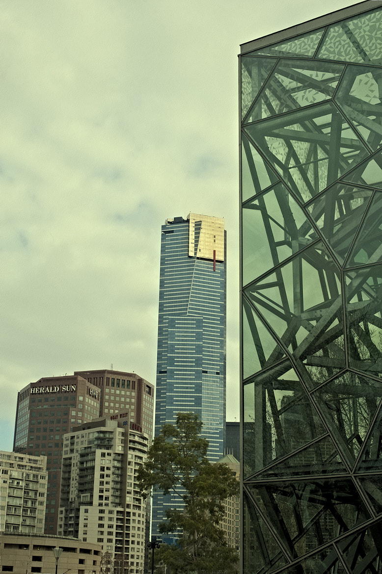 Photograph Federation Square, Melbourne by Mark  on 500px