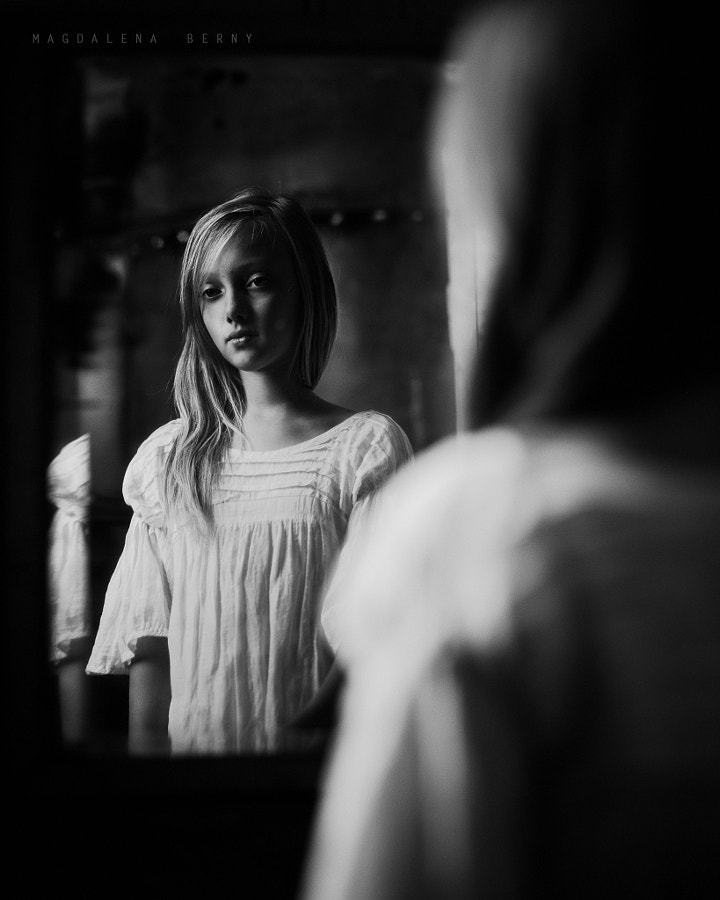 Photograph Behind the Mirror by Magdalena Berny on 500px