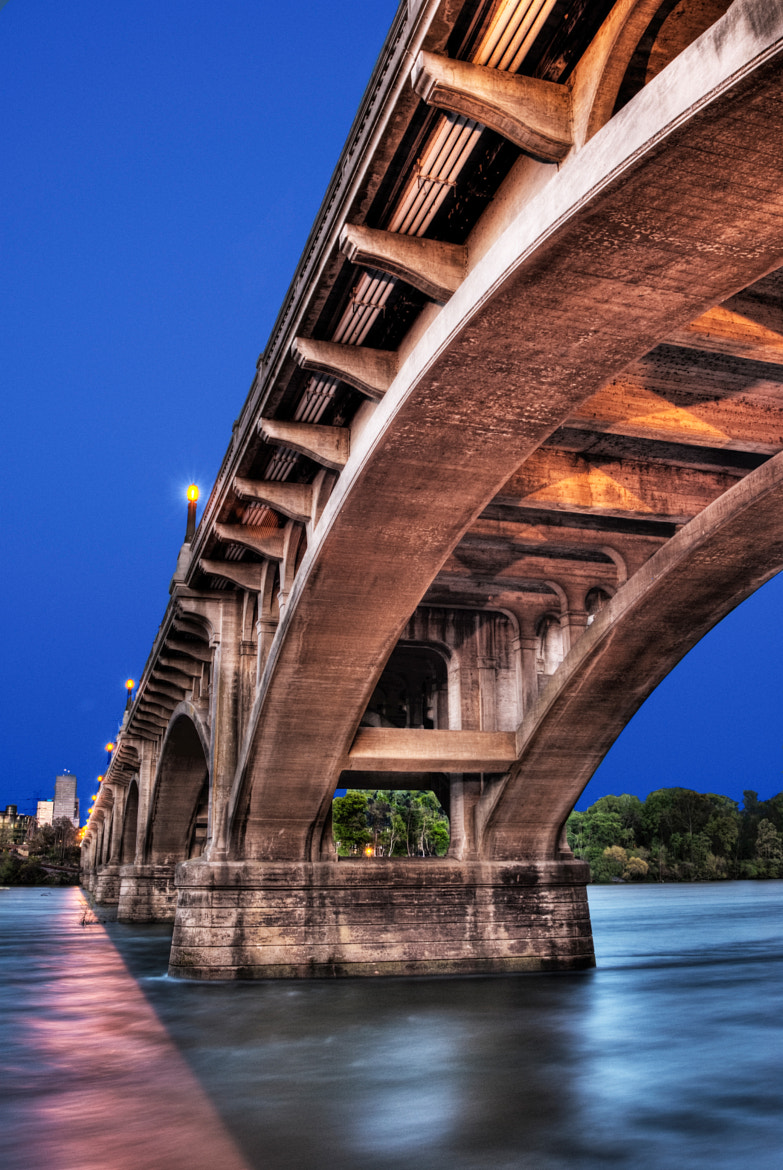 Photograph Gervais Street Bridge by David Baker on 500px