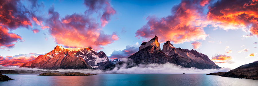Fire in the skye de Jake Anderson en 500px.com