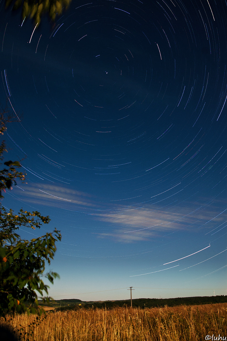 Photograph Startrails by Ludwig Hubert on 500px