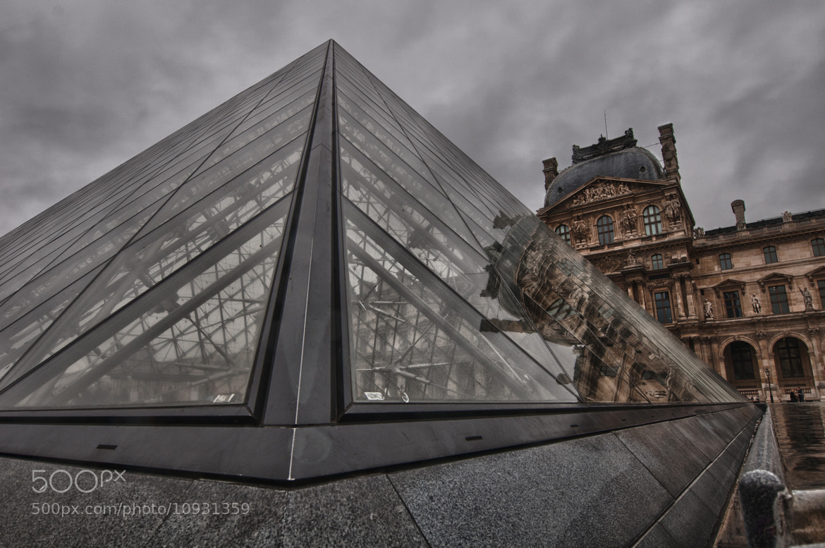 Photograph Louvre Museum by Jake Chia on 500px