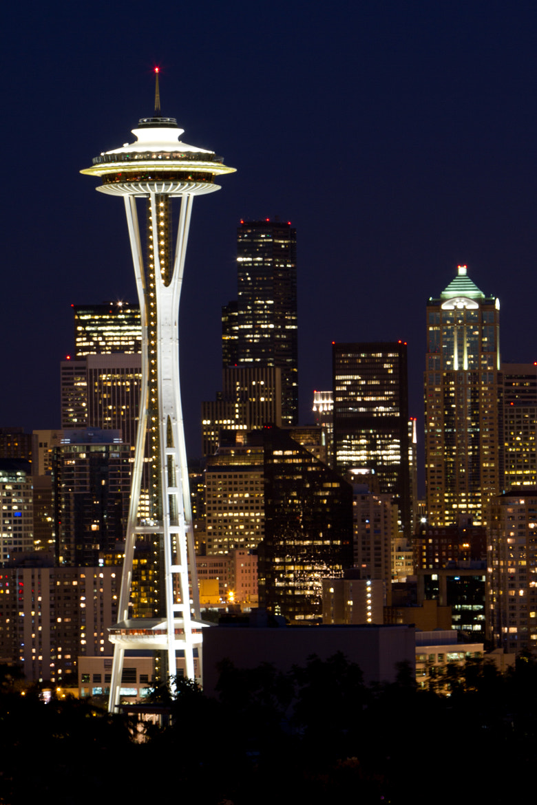 Photograph Space Needle by Kenneth Chan on 500px