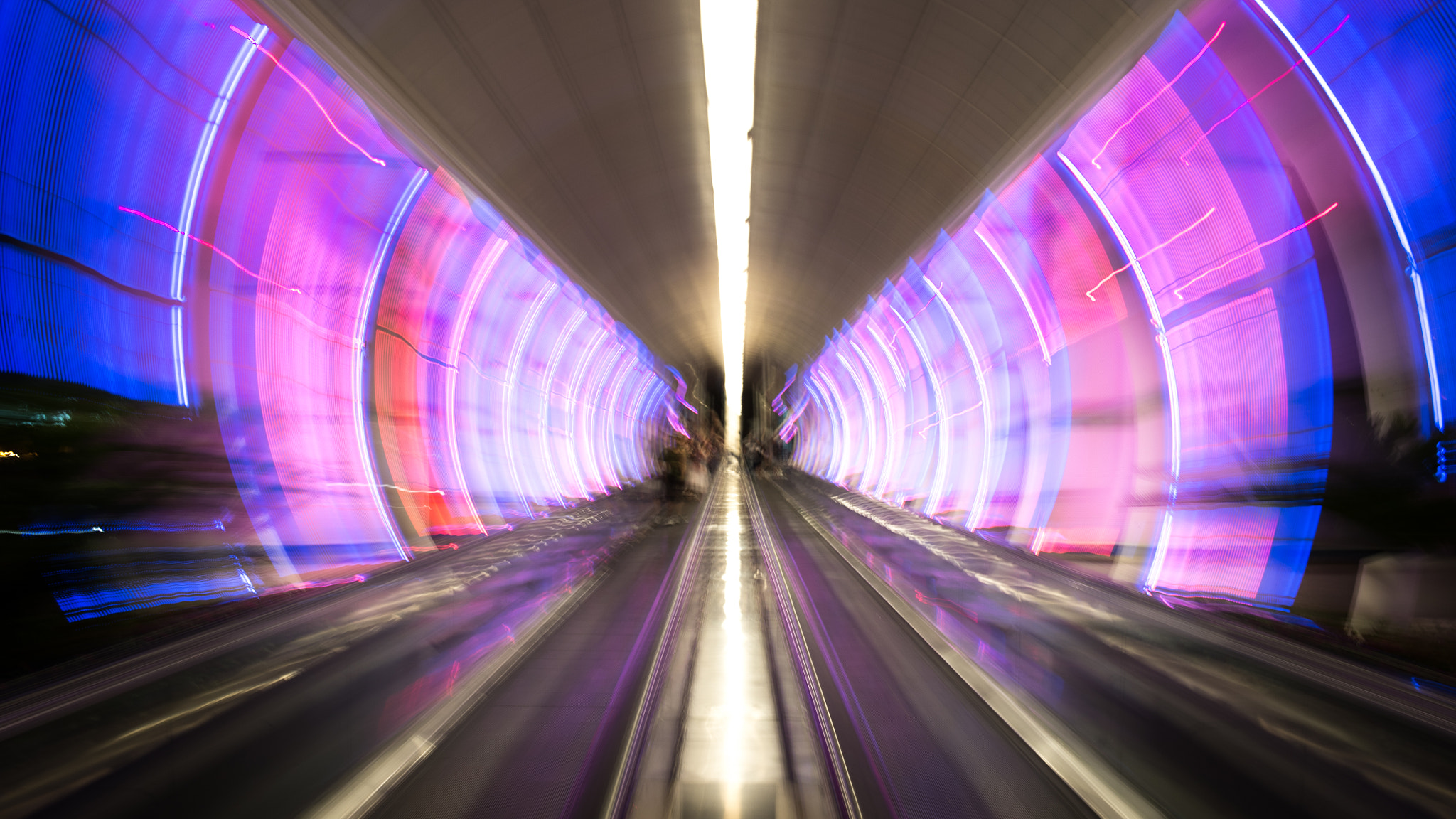 Photograph Tunnel by Saraputt S. on 500px