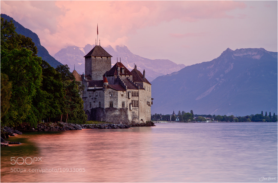 Photograph Chateau Chillon III by Jan Geerk on 500px