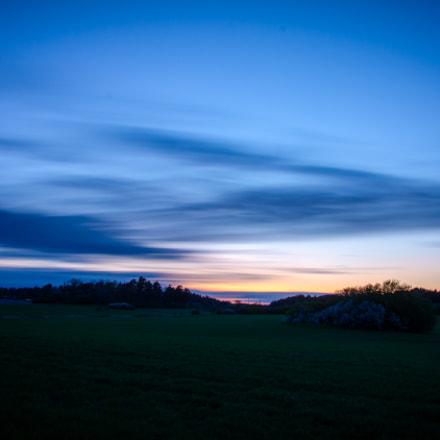 Spring sunset #1