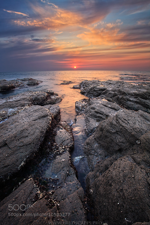 Photograph The Soothing Ocean by Maxime Courty on 500px